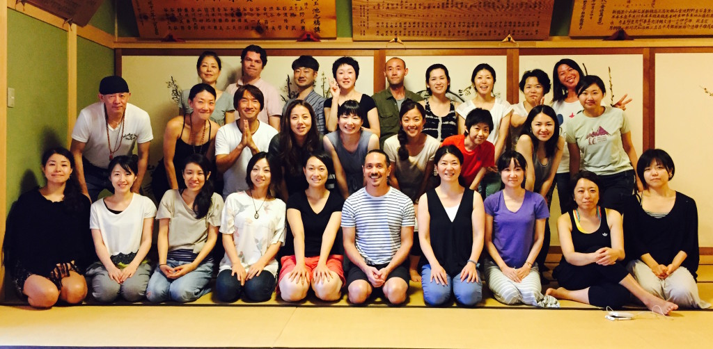 Mitake Retreat 2015